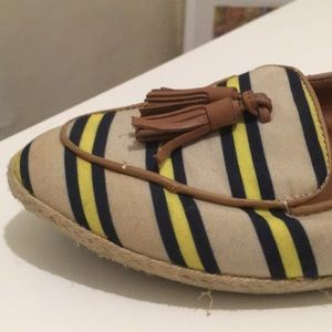 Dolce Vita Shoes - Dolce Vita Loafers. Summery and Cute!